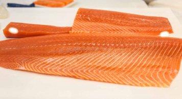 Tassie Salmon sashimi - 200G