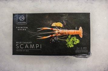Scampi No.1 (Jumbo) - 1KG Frozen