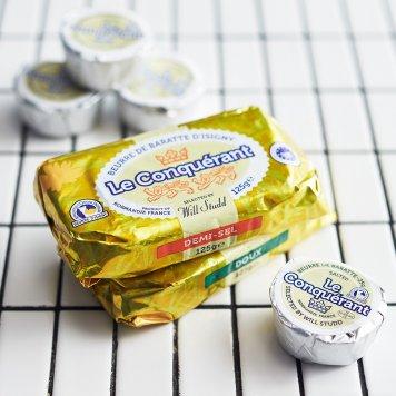 Le Conquerant Butter 125g