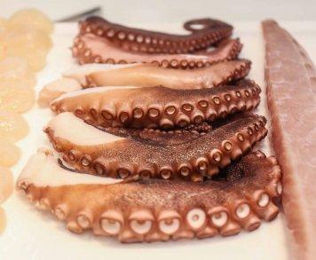 Octopus sashimi - 200G